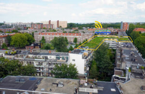 Our Climate is changing: Smart blue-green RESILIO roofs are a solution