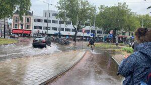 Amsterdam bereidt zich voor op klimaatverandering